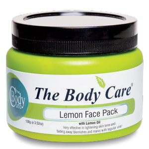 Buy The Body Care Lemon Face Pack - Nykaa