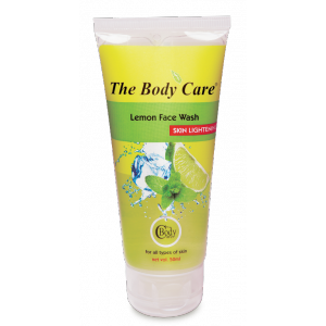 Buy The Body Care Lemon Face Wash - Nykaa