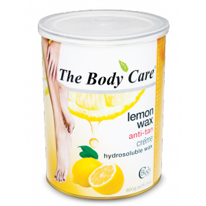 Buy The Body Care Lemon Hydrosoluble Wax For Anti-Tan - Nykaa