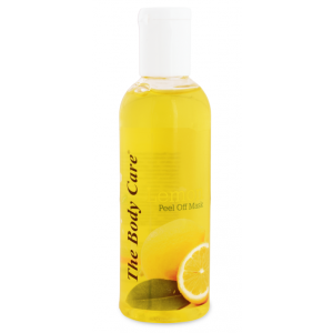 Buy The Body Care Lemon Peel Off Mask - Nykaa