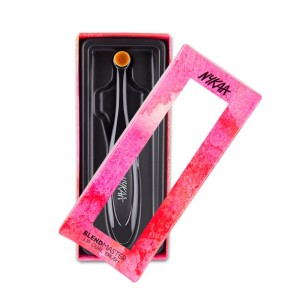 Buy Nykaa BlendMaster Lip Oval Brush - Nykaa