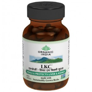 Buy Organic India Liver-Kidney Care - Nykaa