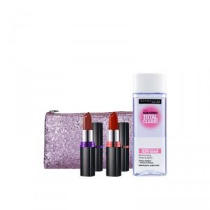Buy Maybelline New York Brown Lips Kit - Nykaa