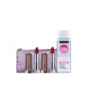 Buy Maybelline New York Plum Lips Kit - Nykaa