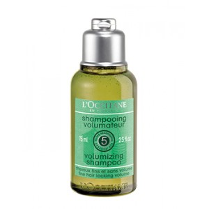 Buy Herbal L'Occitane Aromachologie Volumizing Shampoo - Nykaa