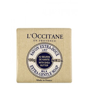 Buy L'Occitane Shea Butter Extra Gentle Milk Soap - Nykaa