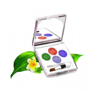 Buy Herbal Lotus Herbals Ecostay Eye Shadow - Nykaa