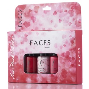 Buy Herbal Faces Nail Lacquer Kit - Love Struck Collection - Nykaa