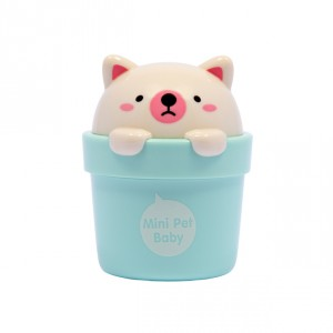 Buy The Face Shop Lovely Meex Mini Pet Hand Cream 01 Baby Powder - Nykaa