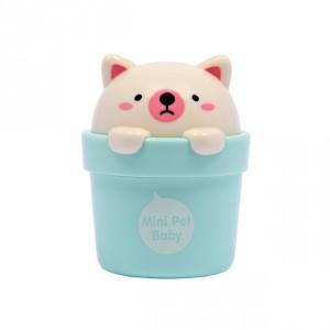 Buy The Face Shop Lovely Meex Mini Pet Hand Cream 01 Baby Powder - Nykaa