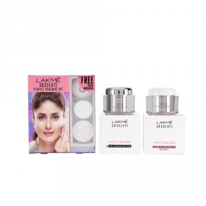 Buy Lakme Perfect Radiance Kit + Free Face Massager (Worth Rs.500/-) - Nykaa