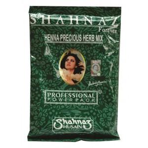 Buy Shahnaz Husain Forever Henna Precious Herb Mix - Nykaa