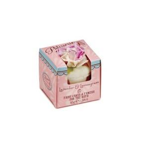Buy Patisserie de Bain Lavender & Lemongrass Bath Fancy  - Nykaa