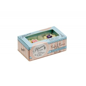 Buy Patisserie de Bain Bath Tartlettes Cafe Paris - 2 Pieces - Nykaa