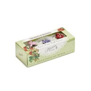 Buy Patisserie de Bain Cherries And Berries Bath Fancies - 3 Pieces - Nykaa