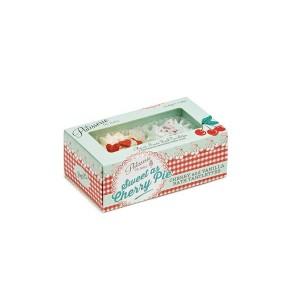 Buy Patisserie de Bain Bath Tartlette Sweet As Cherry Pie - 2 Pieces - Nykaa