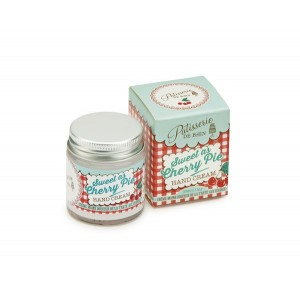 Buy Patisserie de Bain Sweet As Cherry Pie Hand Cream Jar  - Nykaa