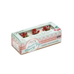 Buy Patisserie de Bain Sweet As Cherry Pie Bath Fancies - 3 Pieces - Nykaa