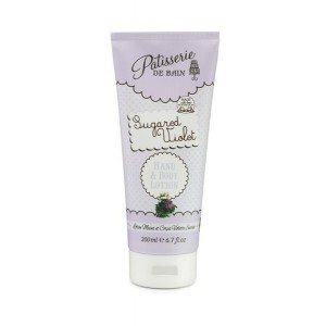 Buy Patisserie de Bain Sugared Violet Hand & Body Lotion  - Nykaa