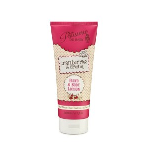Buy Patisserie de Bain Cranberries & Cream Hand & Body Lotion  - Nykaa