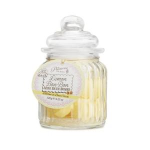 Buy Patisserie de Bain Lemon Bon-Bon Mini Bath Bombs Sweetie Jar  - Nykaa