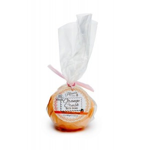 Buy Patisserie de Bain Orange Crush Bath Bomb - 2 Pieces - Nykaa