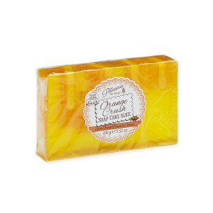 Buy Patisserie de Bain Orange Crush Soap Cake Slice  - Nykaa