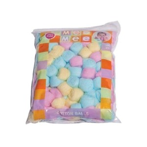 Buy Mee Mee Cotton Balls - White - Nykaa