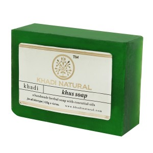 Buy Khadi Natural Khus Soap - Nykaa