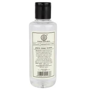 Buy Khadi Natural Natural Rose Water - Nykaa
