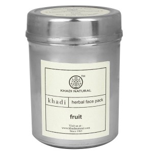 Buy Khadi Natural Fruit Face Pack (All Skin Types) - Nykaa