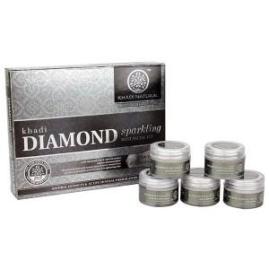 Buy Khadi Natural Diamond Mini Facial Kit - Nykaa