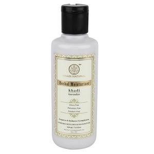 Buy Khadi Natural Lavender Moisturizer - Nykaa