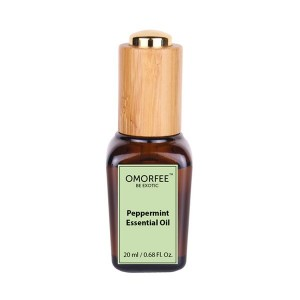 Buy OMORFEE Peppermint Essential Oil - Nykaa