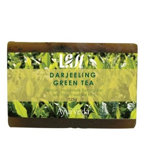 Buy Lass Naturals Darjeeling Green Tea Soap - Nykaa
