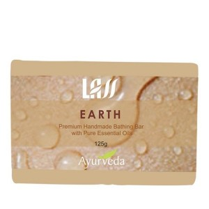 Buy Lass Naturals Earth Soap - Nykaa