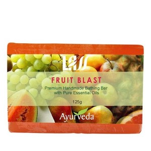 Buy Lass Naturals Fruit Blast Soap - Nykaa