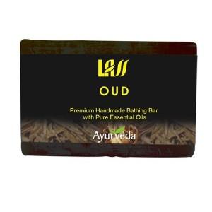 Buy Lass Naturals Oud Soap - Nykaa