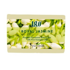 Buy Lass Naturals Royal Jasmine Soap - Nykaa