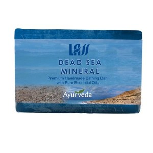 Buy Lass Naturals Dead Sea Mineral Soap - Nykaa