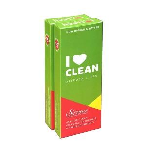 Buy Sirona Baby Diapers & Sanitary Disposal Bag - 30 Pieces - Nykaa