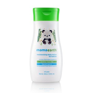 Buy Mamaearth Moisturizing Daily lotion for Babies - Nykaa