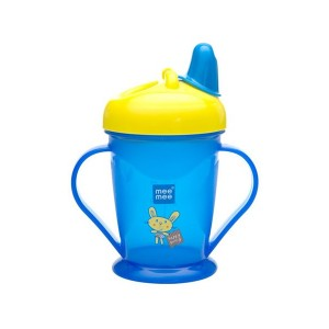 Buy Mee Mee Baby Easy Grip Sipper Cup - Blue - Nykaa