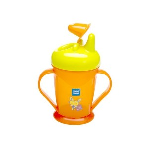 Buy Mee Mee Baby Easy Grip Sipper Cup - Orange - Nykaa