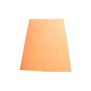 Buy Mee Mee'S Baby Total Dry & Breathable Mattress Protector Mat - Orange - Nykaa