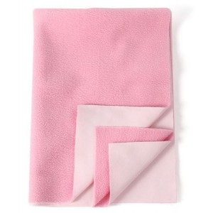 Buy Mee Mee'S Baby Total Dry & Breathable Mattress Protector Mat - Pink - Nykaa