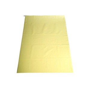 Buy Mee Mee'S Baby Total Dry & Breathable Mattress Protector Mat - Yellow - Nykaa
