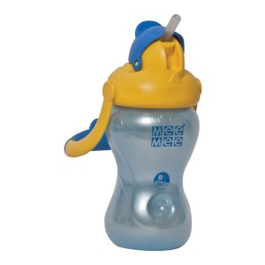 Buy Mee Mee Baby Straw Sipper Cup - Blue - Nykaa