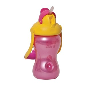 Buy Mee Mee Baby Straw Sipper Cup - Pink - Nykaa