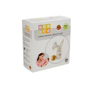 Buy Mee Mee Caring Manual Breast Pump - Nykaa